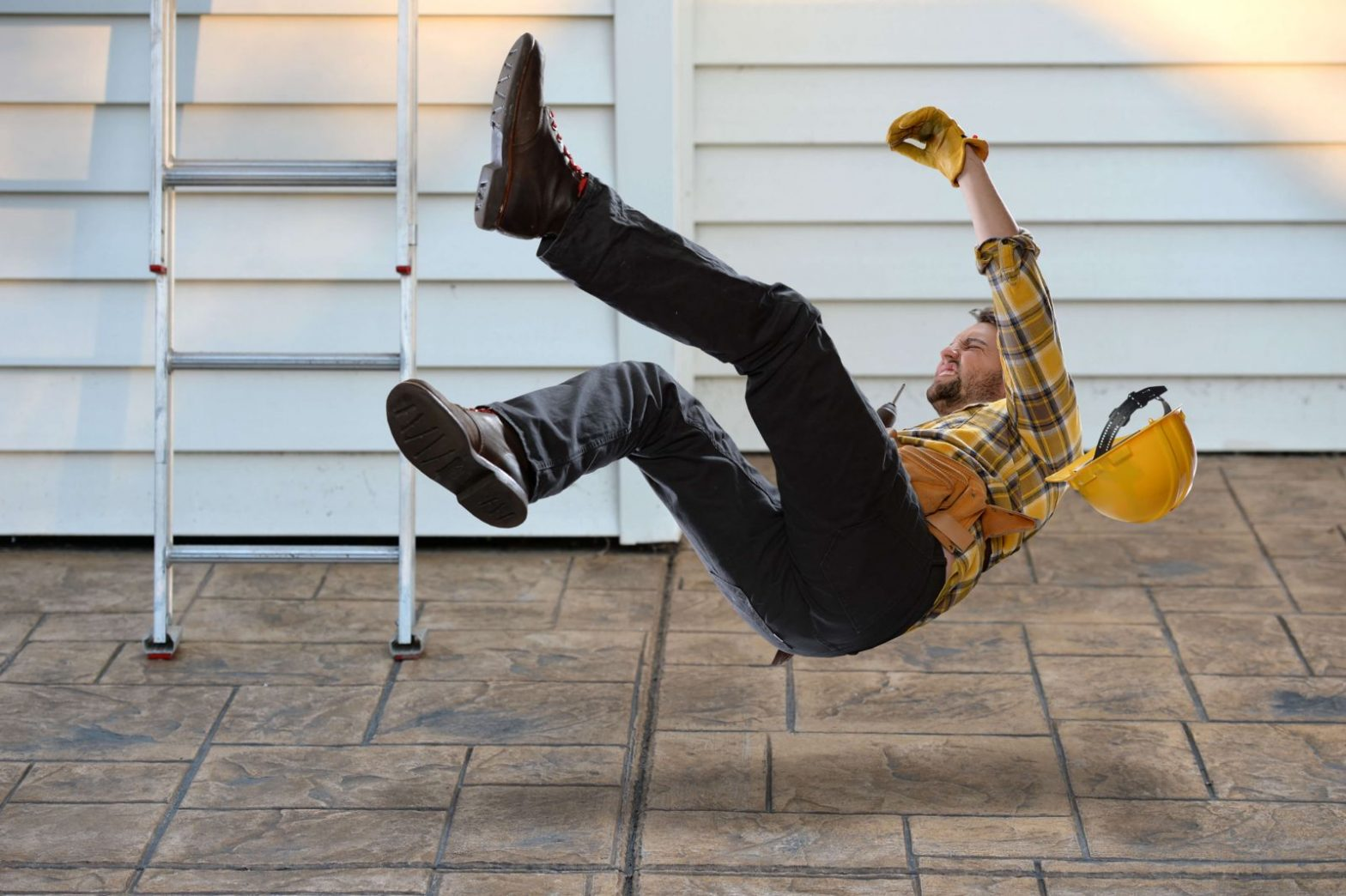 4 Elements Needed To Prove Slip and Fall Negligence