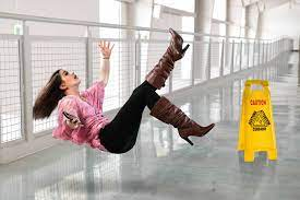 7 Tips to Protect Your Business From Slip & Fall Accidents